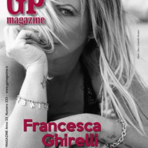 イタリアの雑誌『 GP magazine 』に インタヴュー記事が掲載されます!!