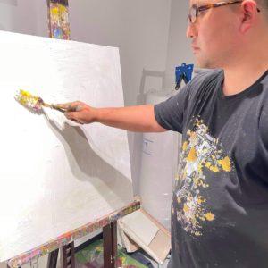 田中拓馬作品はより時間と労力をかけて、生まれ変わります。